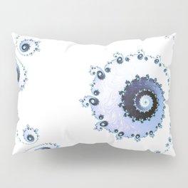 Delicate Lace - Fractal Art Pillow Sham