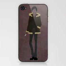 Izaya Orihara iPhone & iPod Skin