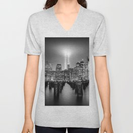 Spirit of New York Unisex V-Neck