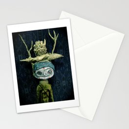 a portrait Stationery Cards