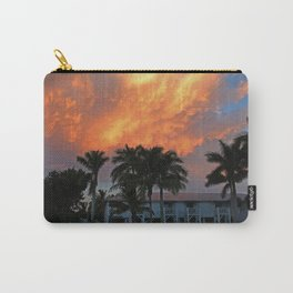 Sunset Over Tarpon Carry-All Pouch