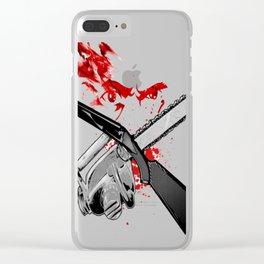 Boomstick II Clear iPhone Case