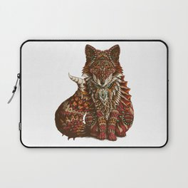 Red Fox (Color Version) Laptop Sleeve