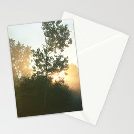 Early Riser Stationery Cards