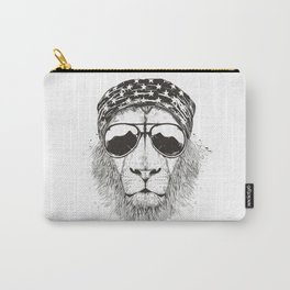 Wild lion Carry-All Pouch