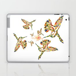 Birds and Flower Laptop & iPad Skin