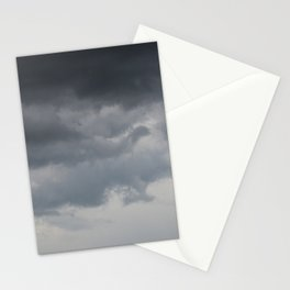 Ombré Cloudy Day Stationery Cards