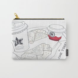 Pret A Manger in London Carry-All Pouch