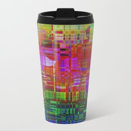 1300 Abstract Thought Travel Mug