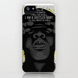 """""""I'm a Hustler"""" iPhone Case"""
