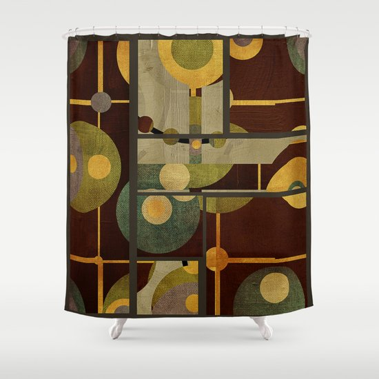 Textures/Abstract 99 Shower Curtain