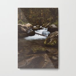 Cool & fresh - Landscape and Nature Photography Metal Print