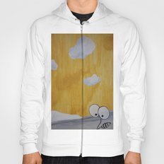 Plant with Yellow Sky Hoody