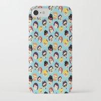 icecream iPhone & iPod Cases featuring icecream. by Júnior de Paula