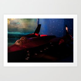 Aviation III Art Print