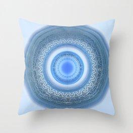 Calm Throw Pillow