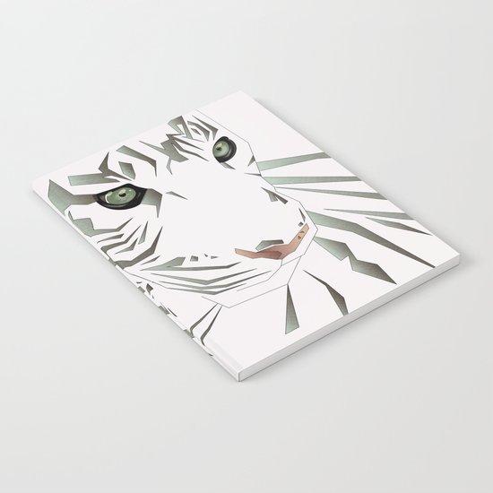 Tiger's  Soul Notebook