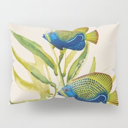 Fishes 2 Pillow Sham