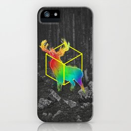 Catch The Reinbow iPhone Case
