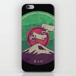 Mt. Fuji iPhone Skin