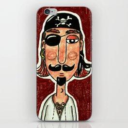 Pirate iPhone Skin