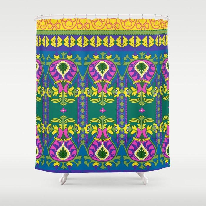 Garden Gucci Shower Curtain