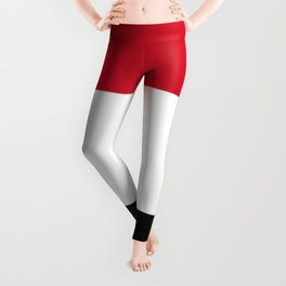 flag of egypt- Egyptian,nile,pyramid,pharaon,cleopatra,moses,cairo,alexandria. Leggings