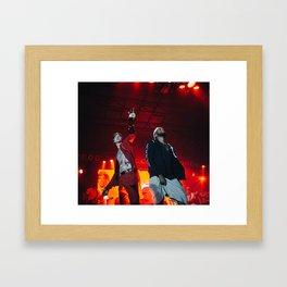 Kells and Dub Framed Art Print