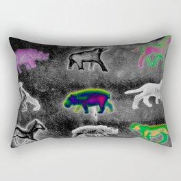 Directional Animals Rectangular Pillow