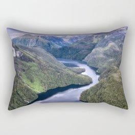 Misty Fiords 2 Rectangular Pillow