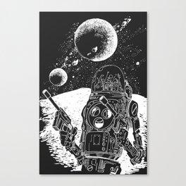 Duke of the Moon Canvas Print