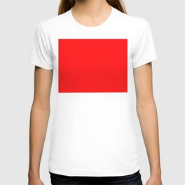 flag of indonesia T-shirt