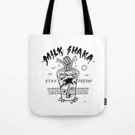 Milk Shaka Tote Bag
