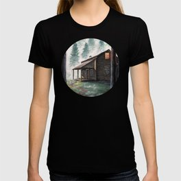 Cabin in the Pines T-shirt