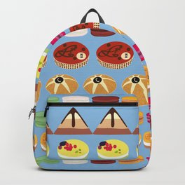 Pies & Cakes Backpack