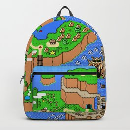 The World of Super Mario Backpack