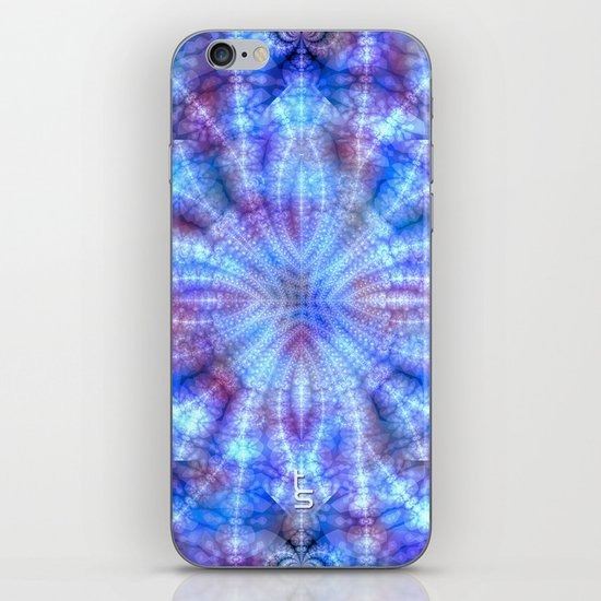 Fractal Imagination II iPhone & iPod Skin