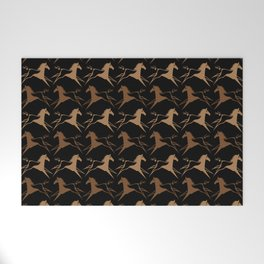 Horse Nation Welcome Mat
