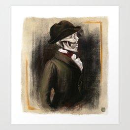Vanitas Art Print