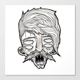 Basement Dwellerr  Canvas Print