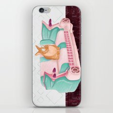 Bunny Business iPhone & iPod Skin