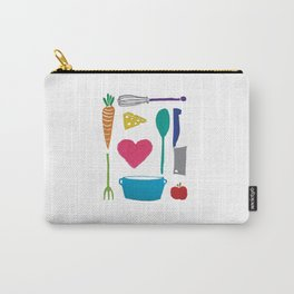 Palatable Printmaking Carry-All Pouch