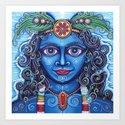 Krishna by johnspeaker