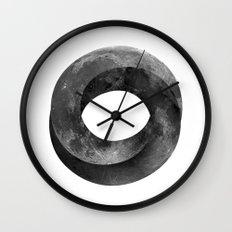 Torus Ring Wall Clock