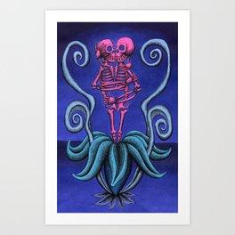 Atomic Luv Art Print