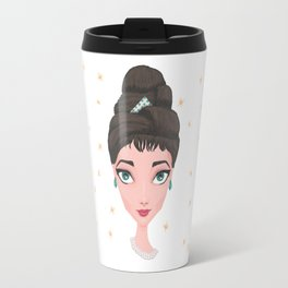 Holly Golightly Travel Mug