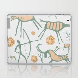 Ancestors Wall Laptop & iPad Skin