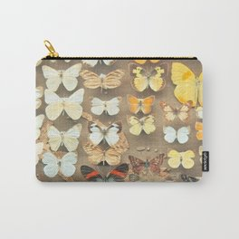 The Butterfly Collection I Carry-All Pouch