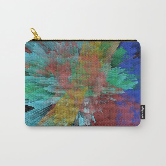 Abstract 123 Carry-All Pouch