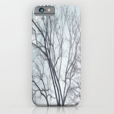 Blue Sky and branches. iPhone 6s Slim Case